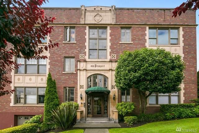 405 Prospect St #300, Seattle, WA 98109 (#1624635) :: Alchemy Real Estate