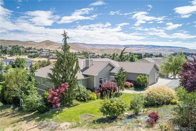 3659 Dianna Wy, Wenatchee, WA 98801 (#1624648) :: Ben Kinney Real Estate Team