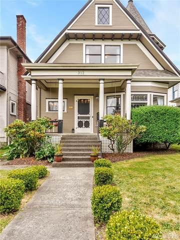 312 N J St, Tacoma, WA 98403 (#1624750) :: The Kendra Todd Group at Keller Williams