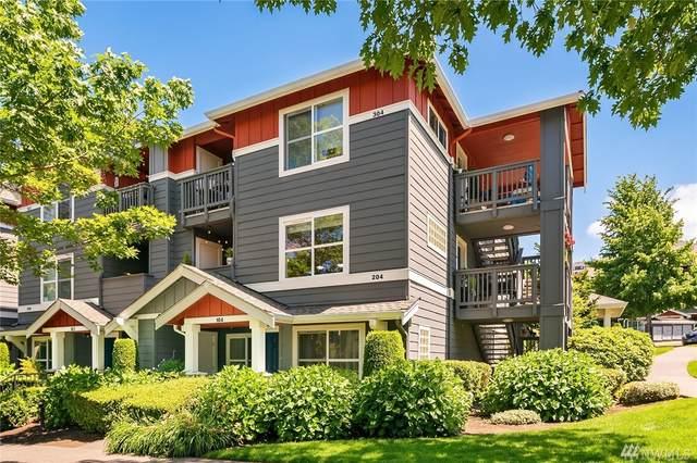 1696 25th Ave NE #204, Issaquah, WA 98029 (#1624820) :: McAuley Homes