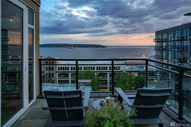 2607 Western Ave #707, Seattle, WA 98121 (#1624860) :: Mike & Sandi Nelson Real Estate
