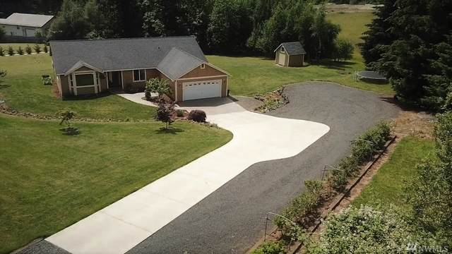 121 Blacktail Lane, Chehalis, WA 98532 (#1624865) :: Ben Kinney Real Estate Team