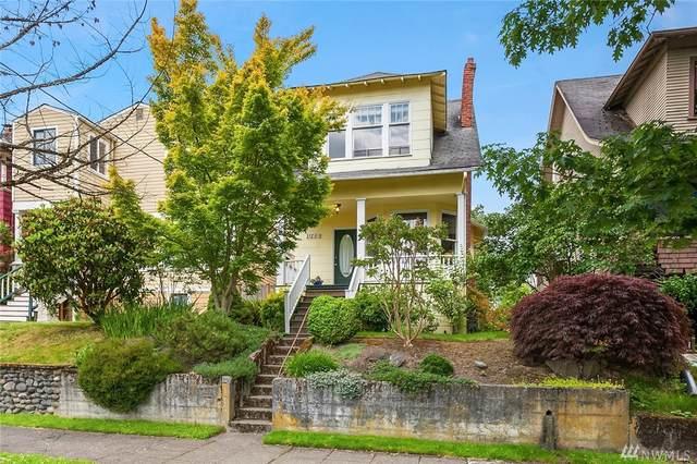 1028 32nd Ave E, Seattle, WA 98112 (#1624934) :: Pickett Street Properties