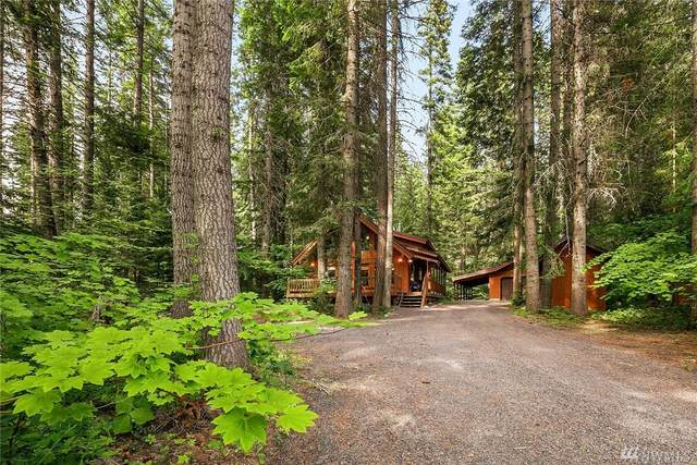 450 Beechwood Lane, Ronald, WA 98940 (MLS #1624985) :: Nick McLean Real Estate Group