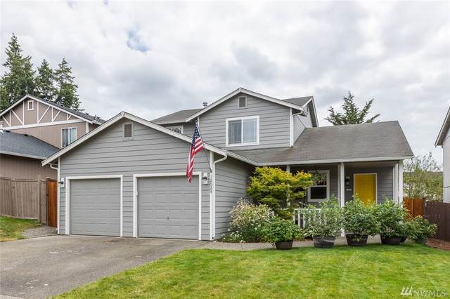 12024 128th St Ct E, Puyallup, WA 98373 (#1625010) :: Ben Kinney Real Estate Team