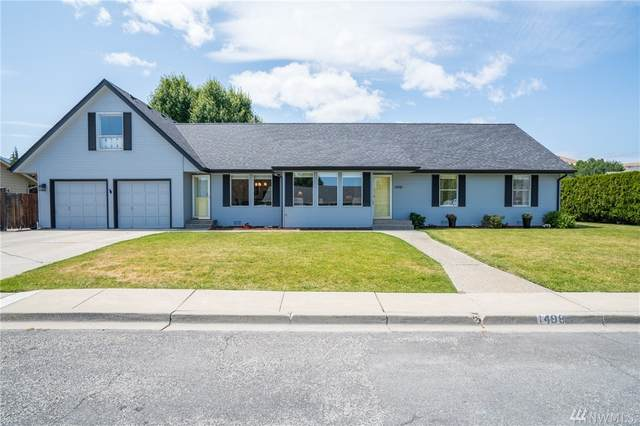 1498 Elmwood St, Wenatchee, WA 98801 (#1625035) :: Ben Kinney Real Estate Team