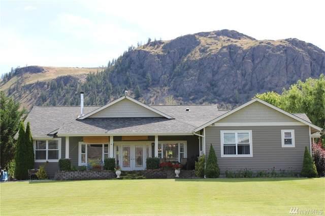 114 Eastlake Rd, Oroville, WA 98844 (MLS #1625056) :: Nick McLean Real Estate Group