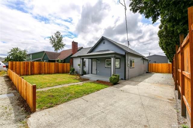 7420 S Puget Sound Ave, Tacoma, WA 98409 (#1625064) :: Keller Williams Realty