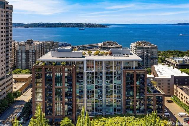 2911 2nd Ave #1017, Seattle, WA 98121 (#1625072) :: Real Estate Solutions Group