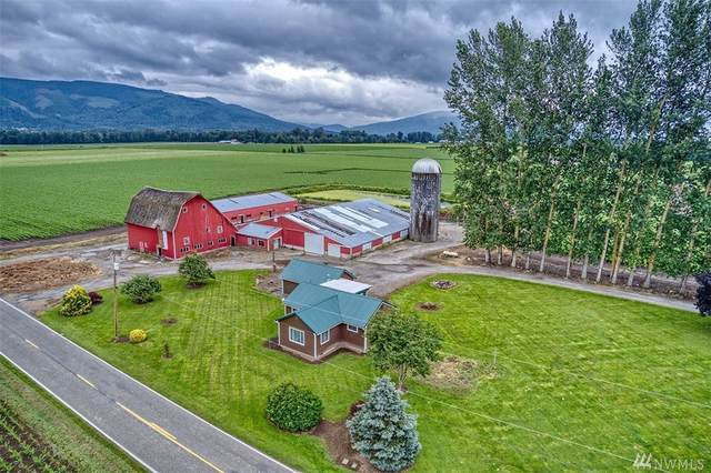 2909 Massey Rd, Everson, WA 98247 (#1625105) :: Tribeca NW Real Estate
