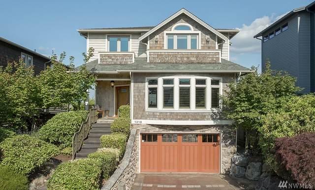 1318 42nd Ave SW, Seattle, WA 98116 (#1625194) :: Engel & Völkers Federal Way