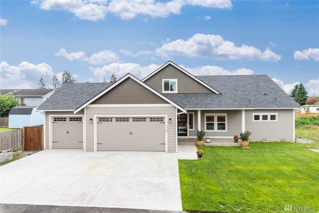 1428 S 88th St, Tacoma, WA 98444 (#1625198) :: Ben Kinney Real Estate Team