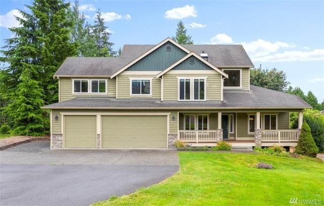 3927 115th Ave SE, Snohomish, WA 98290 (#1625246) :: Hauer Home Team