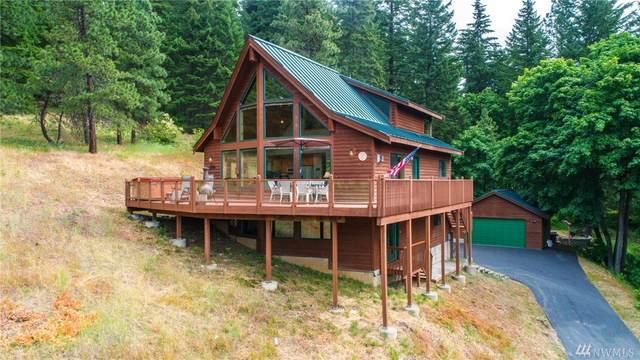 231 Boulder Lane, Ronald, WA 98940 (#1625251) :: Ben Kinney Real Estate Team