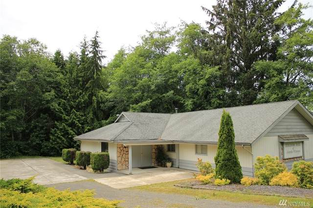 13940 Hwy 112, Clallam Bay, WA 98326 (#1625282) :: Northern Key Team