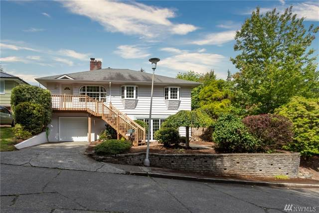 1445 Bel Aire Ave, Aberdeen, WA 98520 (#1625352) :: The Torset Group