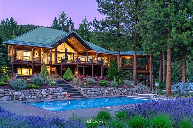 32 Eagles Nest Road, Winthrop, WA 98862 (#1625425) :: The Robinett Group