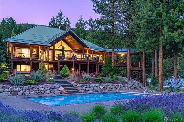 32 Eagles Nest Rd, Winthrop, WA 98862 (MLS #1625425) :: Nick McLean Real Estate Group