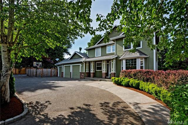 13410 NE 80th St, Redmond, WA 98052 (#1625431) :: The Kendra Todd Group at Keller Williams