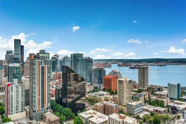 583 Battery St #1801, Seattle, WA 98121 (#1625485) :: Ben Kinney Real Estate Team