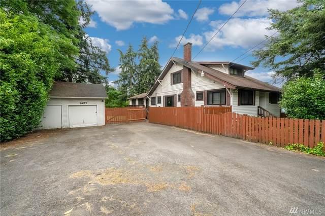 1427 S 124th St, Seattle, WA 98168 (#1625488) :: McAuley Homes