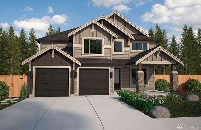 2328 29th St Pl SE Lot19, Puyallup, WA 98372 (#1625502) :: Mike & Sandi Nelson Real Estate