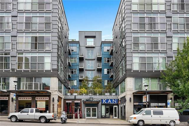 1414 12th Ave #604, Seattle, WA 98122 (#1625506) :: Real Estate Solutions Group