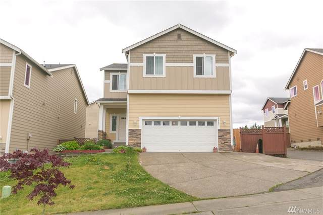 12327 SE 260th Place, Kent, WA 98030 (#1625508) :: Ben Kinney Real Estate Team