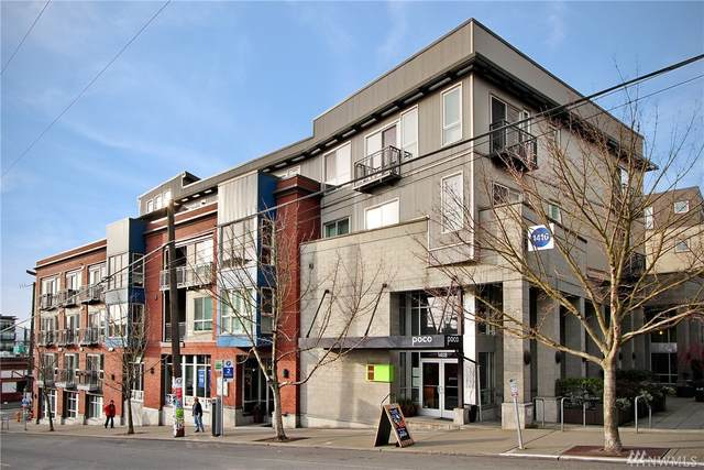 1410 E Pine St W220, Seattle, WA 98122 (#1625526) :: Real Estate Solutions Group