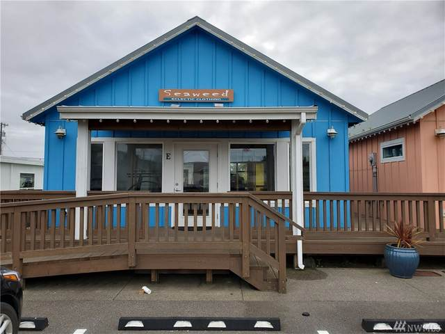 759 Point Brown Ave NW E, Ocean Shores, WA 98569 (#1625534) :: Northern Key Team