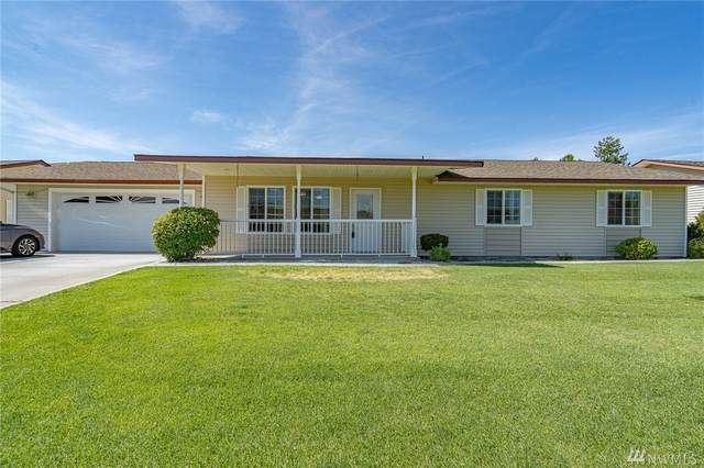 807 NE Westshore Dr E-19, Moses Lake, WA 98837 (#1625548) :: Mike & Sandi Nelson Real Estate