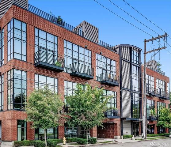 2914 E Madison St #203, Seattle, WA 98112 (#1625556) :: Real Estate Solutions Group