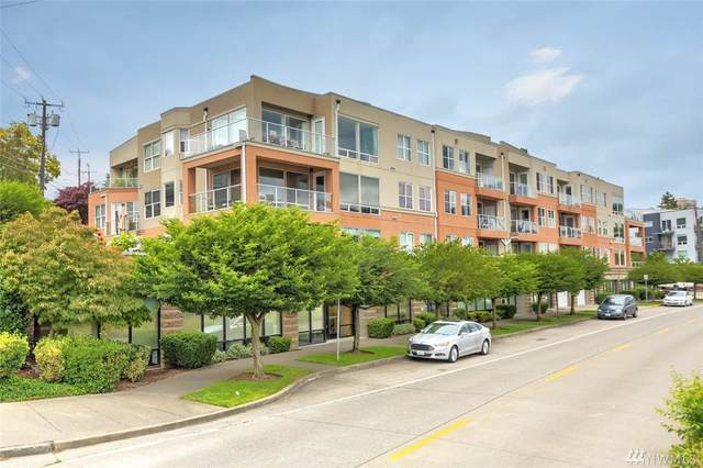 3900 2nd Ave NE #205, Seattle, WA 98105 (#1625557) :: The Kendra Todd Group at Keller Williams