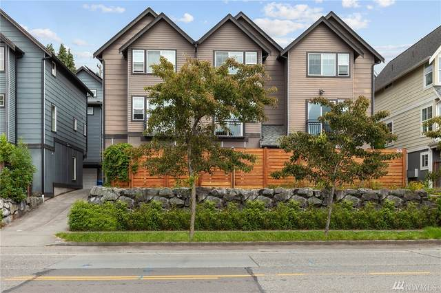 5024 Delridge Wy SW B, Seattle, WA 98106 (#1625564) :: Northern Key Team