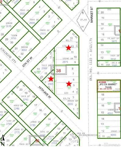 1413-& 1431 Market St, Kirkland, WA 98033 (#1625569) :: Hauer Home Team