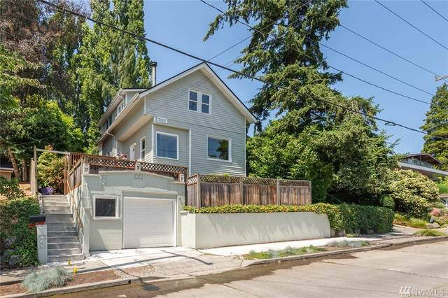 3007 23rd Ave W, Seattle, WA 98199 (#1625609) :: Icon Real Estate Group