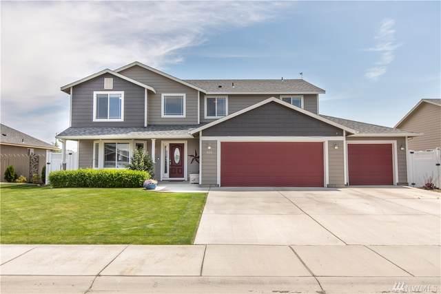 606 Hilltop Ave NE, Quincy, WA 98848 (MLS #1625641) :: Nick McLean Real Estate Group