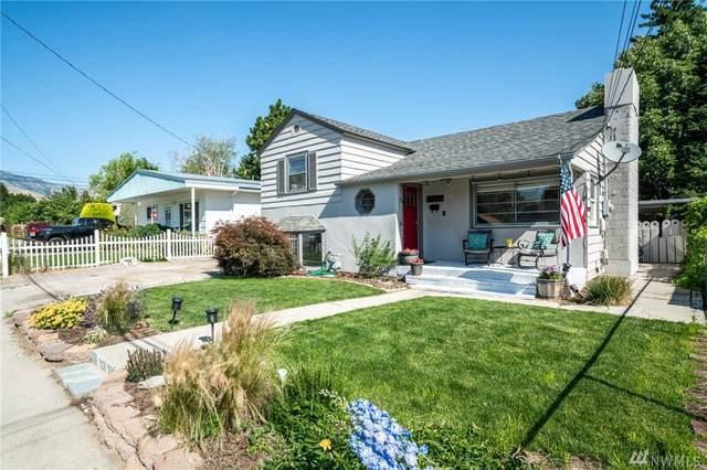 1036 Tyler St, Wenatchee, WA 98801 (#1625722) :: McAuley Homes