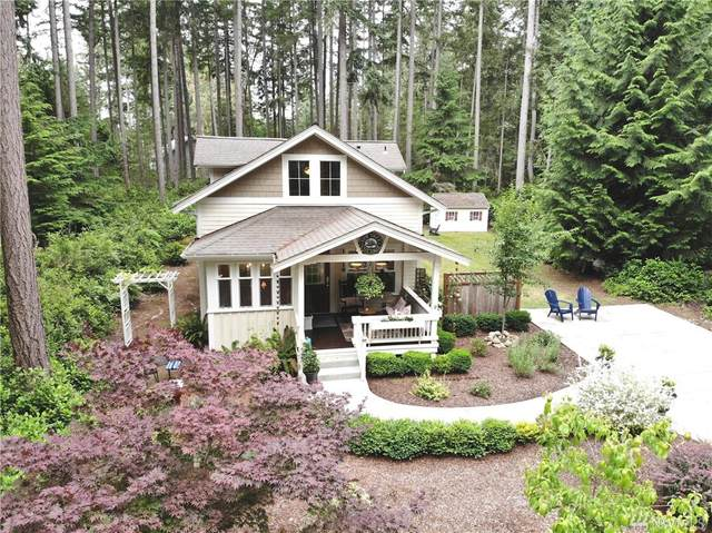 11216 Greenwood Dr, Anderson Island, WA 98303 (#1625750) :: Better Properties Lacey
