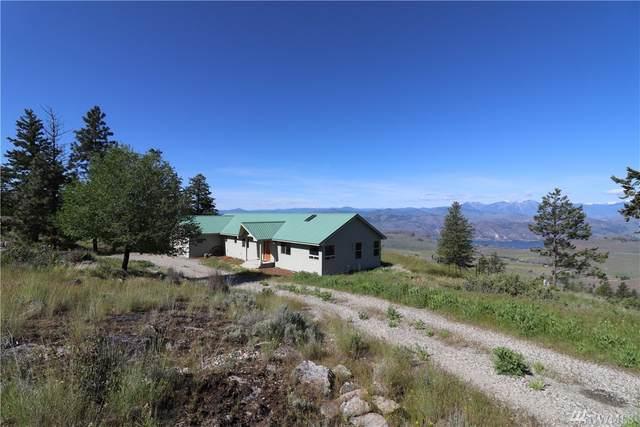 204 Sunset Ridge Dr, Oroville, WA 98844 (MLS #1625776) :: Nick McLean Real Estate Group