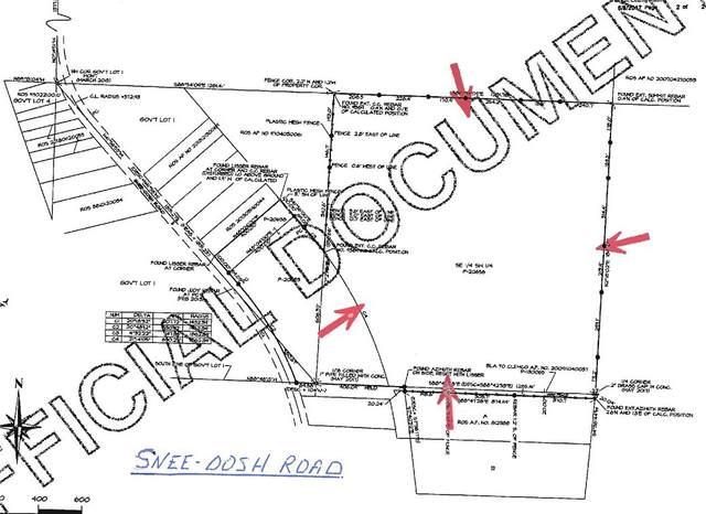 0 Snee-Oosh Road, La Conner, WA 98257 (#1625791) :: Ben Kinney Real Estate Team