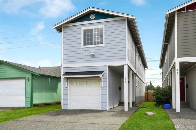 2509 S Ainsworth Ave, Tacoma, WA 98405 (#1625799) :: The Shiflett Group