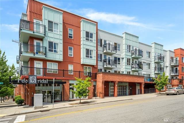 424 N 85th St #201, Seattle, WA 98103 (#1625810) :: The Kendra Todd Group at Keller Williams