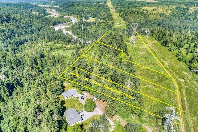 0 243rd (Lot 1) Street E, Graham, WA 98338 (#1625820) :: NW Home Experts
