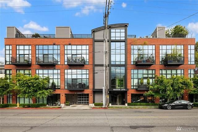 2914 E Madison St #304, Seattle, WA 98112 (#1625875) :: Costello Team
