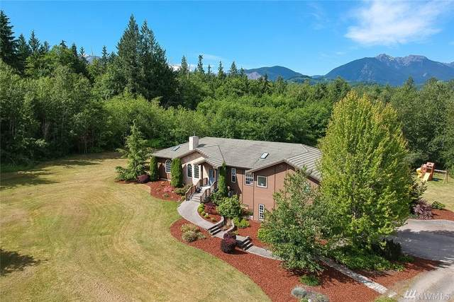 3182 Blue Mountain Road, Port Angeles, WA 98362 (#1625903) :: McAuley Homes