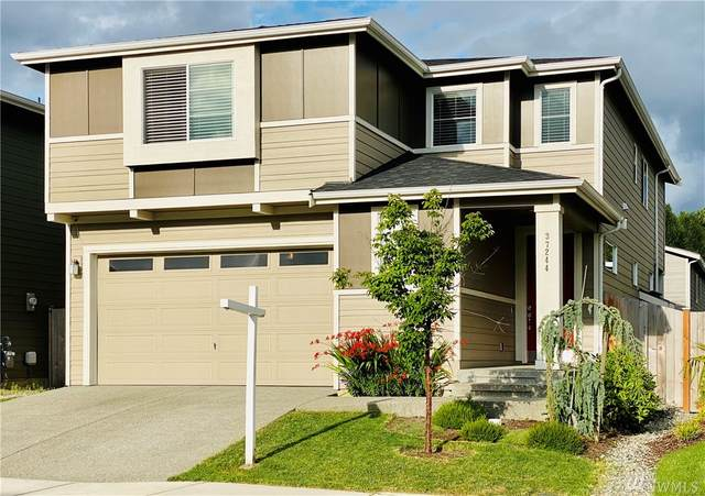 37244 29th Ave S, Federal Way, WA 98003 (#1625955) :: Ben Kinney Real Estate Team