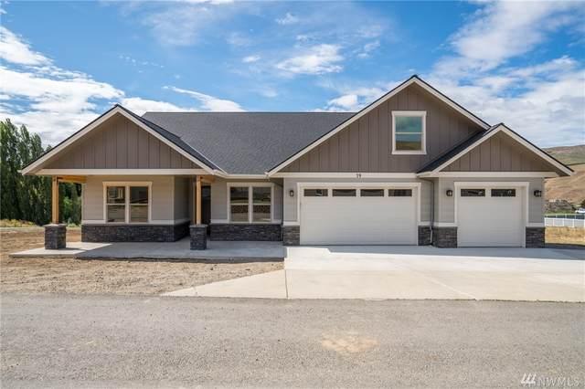19 Joshua Lane, Wenatchee, WA 98801 (#1625989) :: Better Homes and Gardens Real Estate McKenzie Group