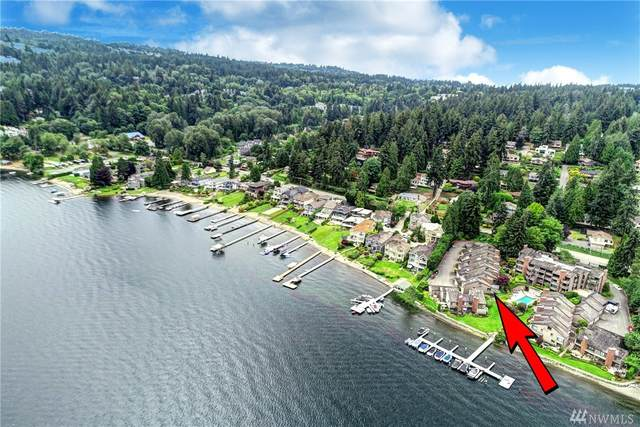 3110 W Lake Sammamish Pkwy SE #6, Bellevue, WA 98008 (#1626098) :: Icon Real Estate Group