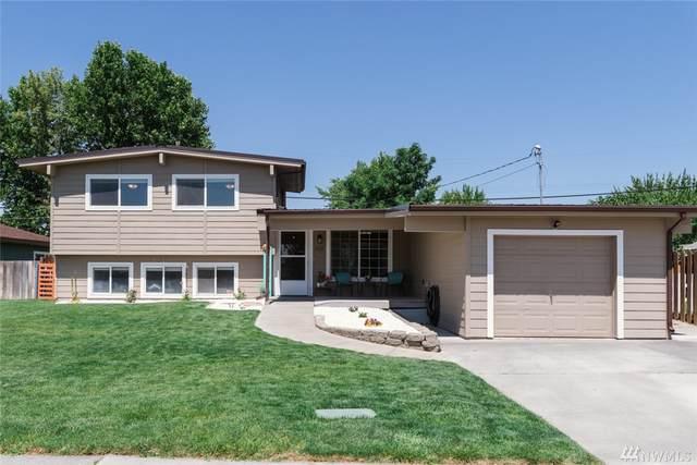 1121 S Evergreen Dr, Moses Lake, WA 98837 (#1626161) :: Beach & Blvd Real Estate Group